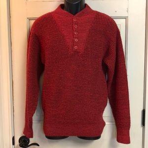Vintage L.L. Bean Wool Blend Sweater